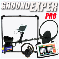 Drs Ground Exper PRO pulse induction professional metal detector