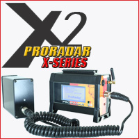 proradar x2 drs ground radar
