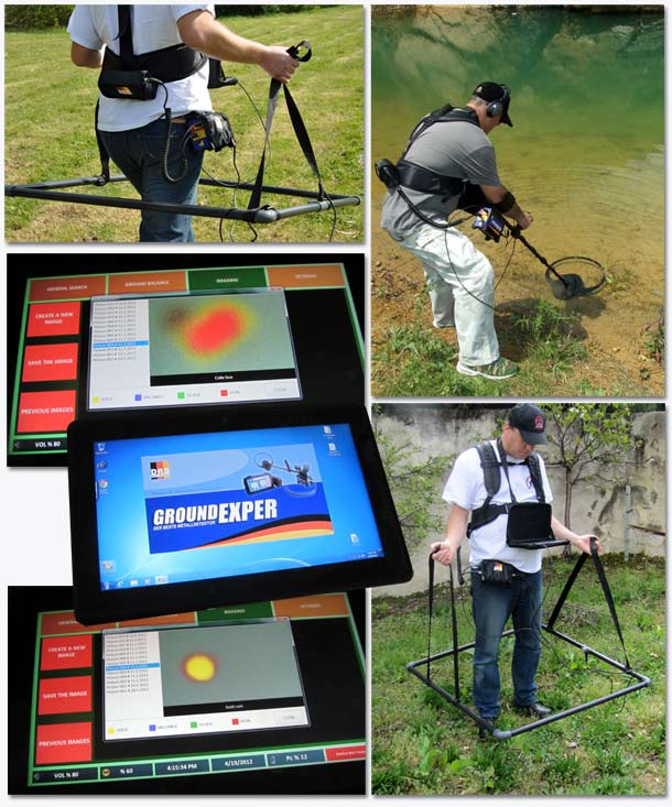 ground exper pulse induction treasure detector