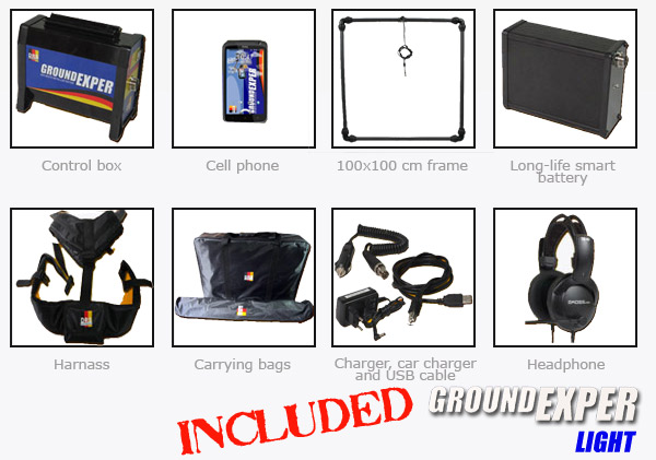 ground exper light package